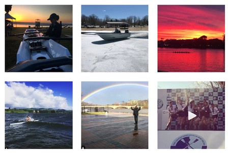 row2k blog post: This Week's Best of Rowing on Instagram 4/7/2017
