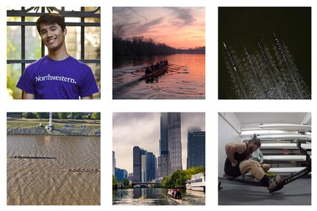 row2k blog post: This Week's Best of Rowing on Instagram 4/14/2017