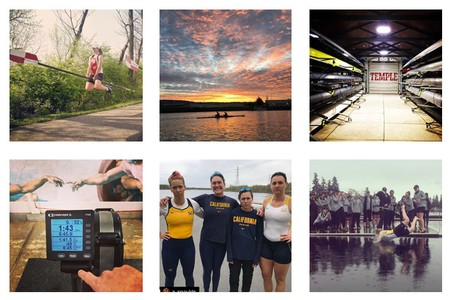 row2k blog post: This Week's Best of Rowing on Instagram 4/28/2017