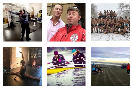 row2k blog post: This Week's Best of Rowing on Instagram 2/10/2017