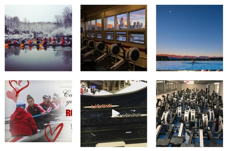 row2k blog post: This Week's Best of Rowing on Instagram 2/17/2017
