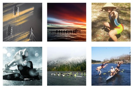 row2k blog post: This Week's Best of Rowing on Instagram 3/10/2017