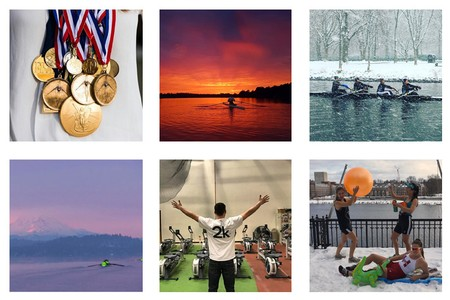 row2k blog post: This Week's Best of Rowing on Instagram 3/17/2017