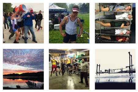 row2k blog post: This Week's Best of Rowing on Instagram 5/5/2017