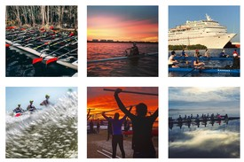row2k features: This Week's Best of Rowing on Instagram 1/12/2018