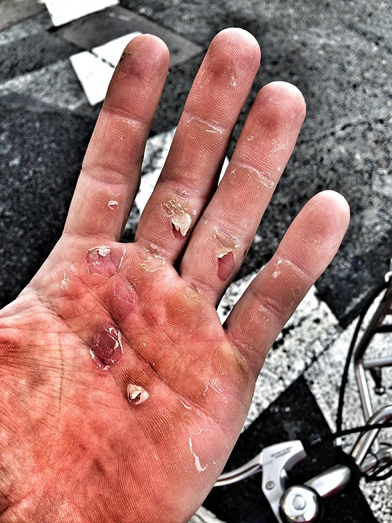 swiss cheese hands rowing stories features interviews