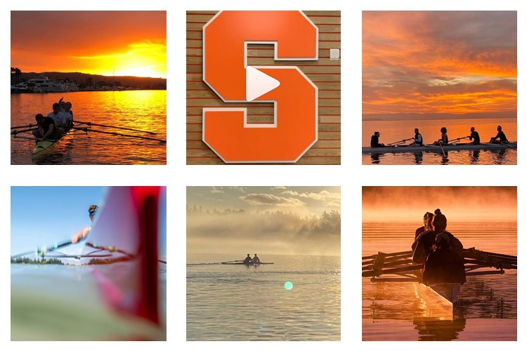 row2k features: This Week's Best of Rowing on Instagram 1/24/2020