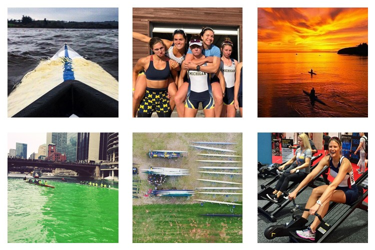 row2k features: This Week's Best of Rowing on Instagram 3/23/2018