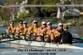row2k features: Collegiate Women's Weekend Roundup: April 18 2018