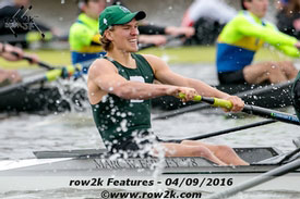 row2k features: row2k Interview - Dartmouth's Wyatt Genasci-Smith