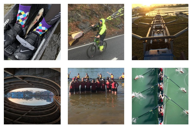 row2k features: This Week's Best of Rowing on Instagram 4/20/2018