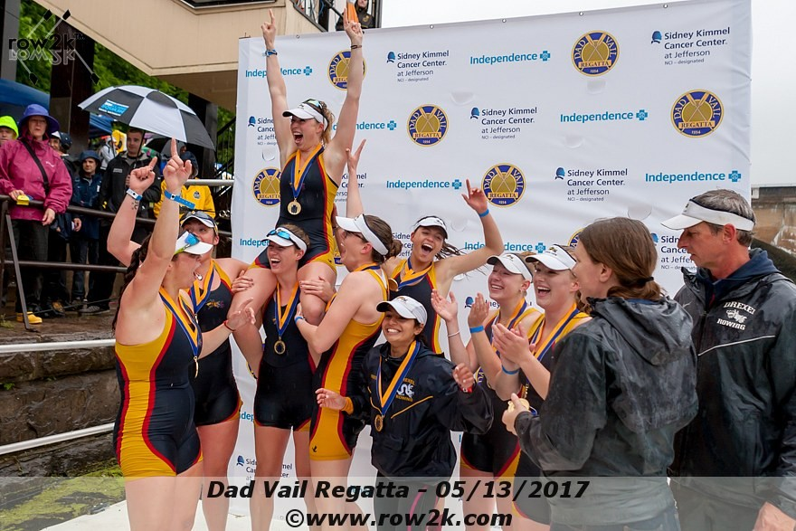 row2k features: 12/17 - Drexel Takes Dad Vail