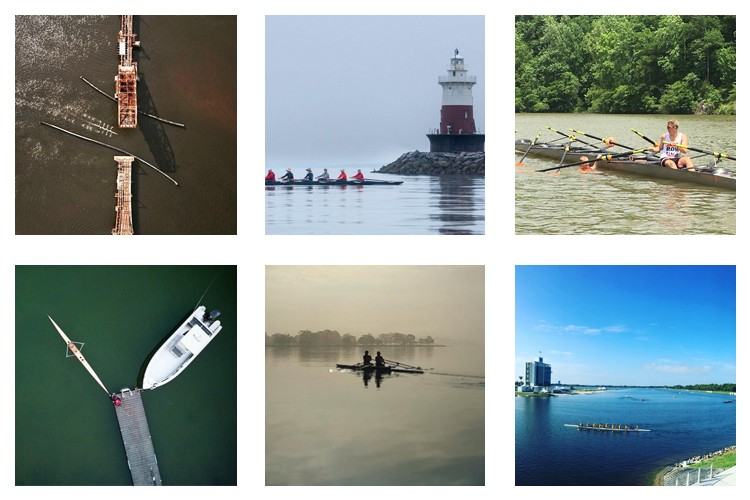 row2k features: This Week's Best of Rowing on Instagram 5/25/2018