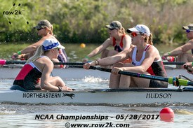 row2k features: Northeastern's Madison Mailey