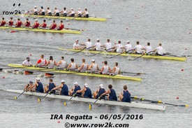 row2k features: Men's Rowing in the U.S., Part 1: The International Presence at U.S. Colleges
