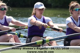 row2k features: Georgetown's Cate O'Leary