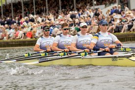 row2k features: In the Navy - Philadelphia High Performance Crews Head to Europe