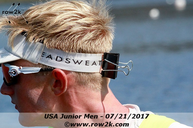 row2k features: Rower Tricks: Head Gear Hacks