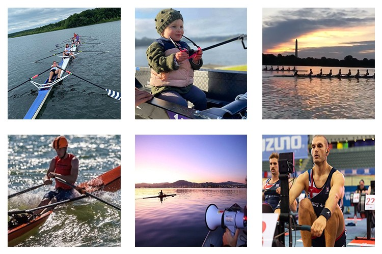 row2k features: This Week's Best of Rowing on Instagram 7/31/2020