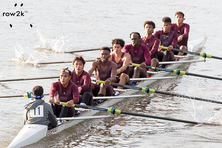 row2k features: St. Benedict's Prep Rowing: A Crew Grows in Newark