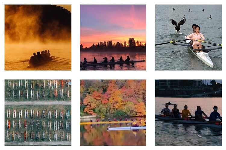 row2k features: This Week's Best of Rowing on Instagram 10/18/2019