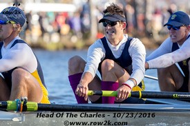 row2k features: Trinity's Luke Taylor