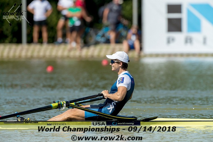 Technique Feature: Oarlock Height, Footstretcher Placement - Rowing