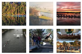 row2k features: This Week's Best of Rowing on Instagram 11/10/2017
