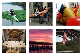 row2k features: This Week's Best of Rowing on Instagram 11/17/2017