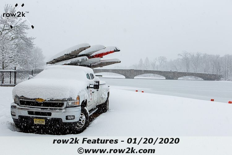 row2k features: January To-Do List for Rowers and Coaches