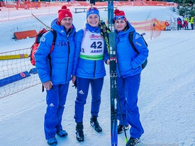 row2k features: Accident Leads to Second Shot at Olympic Dream as Dreissigacker Makes US Biathlon Team