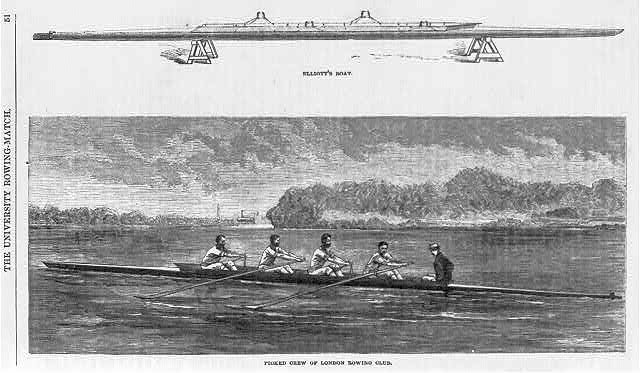 row2k features: Wayback Rowing Artwork