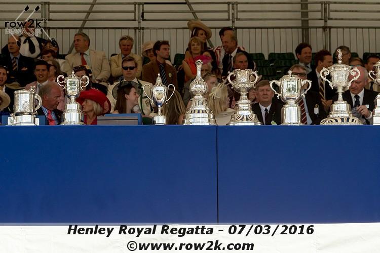 Rowing News: Henley Royal Regatta: New Stewards, Trophies ...