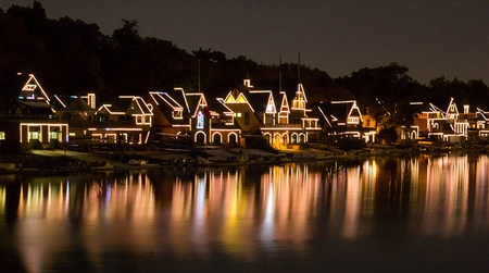 Boathouse Row Row2k Rowing Photo Of The Day