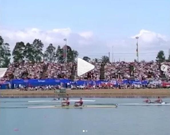 2000 Sydney Olympics M2x