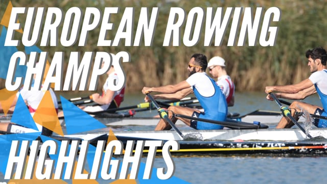 Dutch domination with eight Gold medals at the FISA European Rowing Championships 2020
