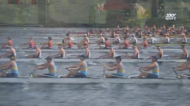 Aon Rowing Maadi Cup