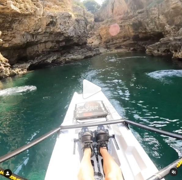 Woah...Canyon Rowing