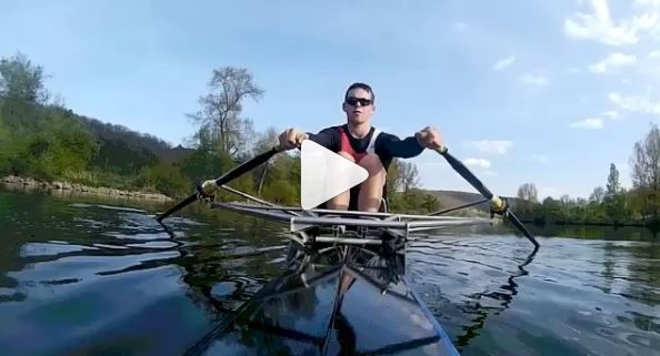 Just Keep Rowing...