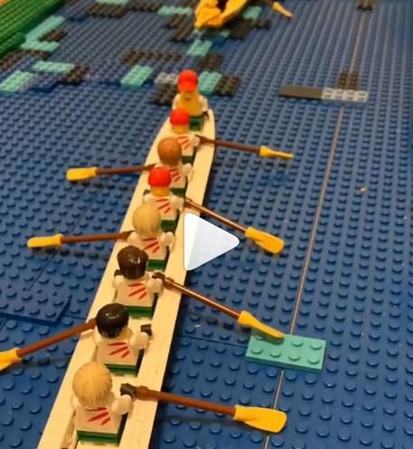 Lego Lent Bumps