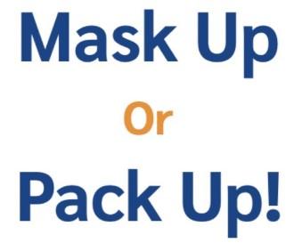 BUWR Mask Up 2020
