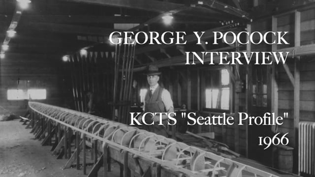 1966 George Pocock Interview