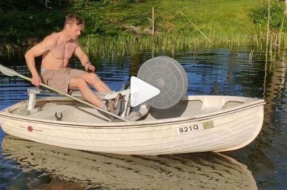 #stayathome rowing gone wrong