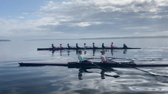 Why we row