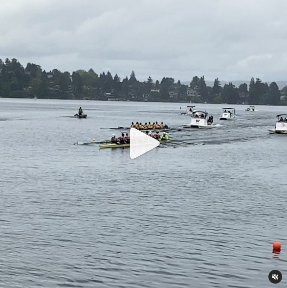 Windermere Cup: WV8+ with 500 to go