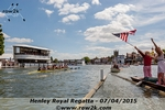 Henley Saturday Semis: Comebacks, Heroics, and Desperate Ditch Charges