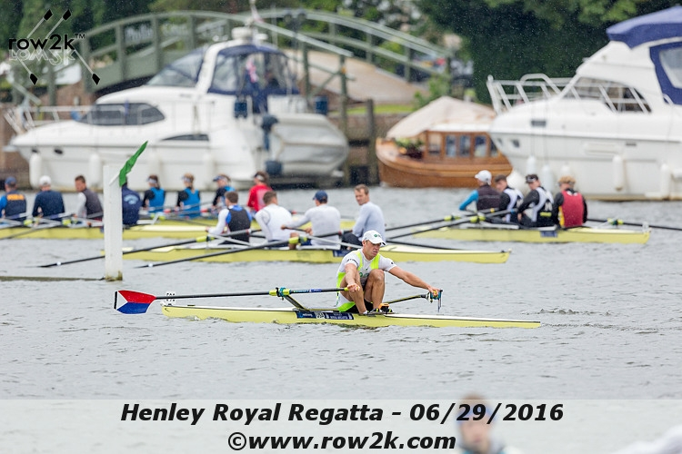 Coats On and Gloves Off; Henley 2016 Underway