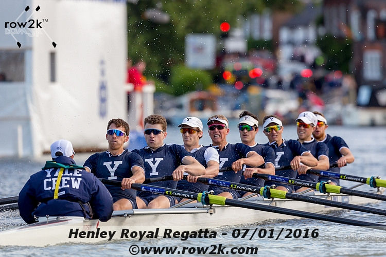 Henley Friday: Somber Moments, Serious Racing