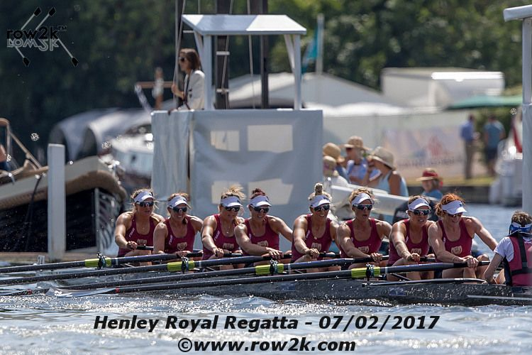 Henley Sunday: Pumped Up and Near-Perfect