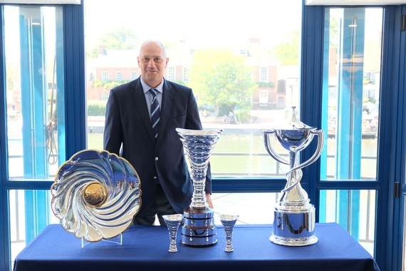 row2k features: Henley Royal Regatta Officially Reveals Three New Trophies for 2018